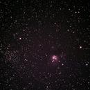 NGC7129,                                neptun