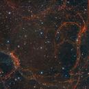 Simeis 147  la nébuleuse Spaghetti SNR G180.8-02.2 SH2-240,                                Victor