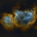 SH2-199 Soul Nebula SHO,                                Dan Kusz
