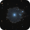 NGC6543 Cat's Eye,                                maudy2u