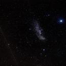 Witch Head nebula (2) & Rigel with canon 200mm f/2.8 lens,                                KiwiAstro