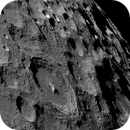 Crater Moretus on 03.04.2020,                                Henning Schmidt
