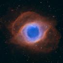 Helix Nebula NGC7293,                                Kevin Morefield