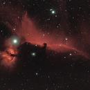 Horsehead Nebula,                                Jim Butler