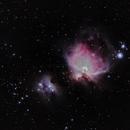 M42_La gran nebusola de Orión,                                Alfredo Madrigal
