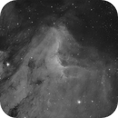 IC5070 H-alpha Test (8 inch f/4 ONTC),                                mikefulb