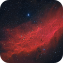 The California Nebula, NGC 1499,                                AstroCat