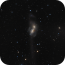 NGC 3226 and 3227 with long tidal tail,                                Josh Smith