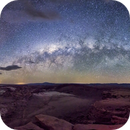 Milky Way over Moon Valley,                                Rafael Defavari