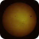 Venus transiting across the Sun,                                Jason Furman