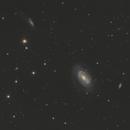 NGC 4725 & neighbours,                                Detlef Möller
