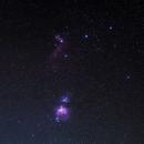 Orion 135mm,                                Heinz L