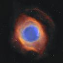 NGC7293 - Helix Nebula / 2020,                                Mikko Viljamaa