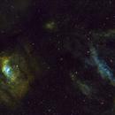 Bubble Nebulae,                                Thilo Frey