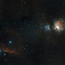 Orion Nebulae,                                Peppe.ct