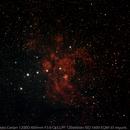 NGC 6357,                                Mark Sansom