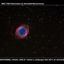 NGC7293 Helixnebel im Sternbild Wassermann,                                Berthold Schneider