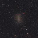 NGC 6822 - Barnard's Galaxy,                                Jerry@Caselle