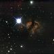 Flame Nebula,                                Sonia Zorba