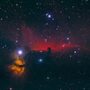 The Horsehead Nebula,                                Anthony Ziya