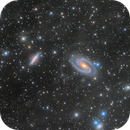 Integrated Flux Nebula, M81+M82,                                Jan Eliasek