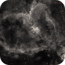 IC1805 (Heart Nebula) H-alpha,                                HaSeSky