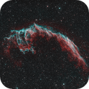NGC 6992 - Eastern Veil Nebula [HOO],                                jdifool