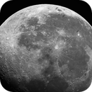 ISS transits the Moon,                                Rathi Banerjee