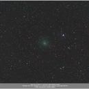 Comet 41P Tuttle-Giacobini-Kresak, 20170501,                                Geert Vandenbulcke