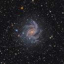 NGC6946 - The Fireworks Galaxy,                                Jason Guenzel
