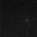 M21 open cluster, survey image,                                erdmanpe