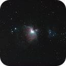 M42 with Orion Skyglow Imaging Filter,                                Tony Blakesley