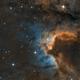 Sh2-155 - Cave Nebula,                                Monkeybird747