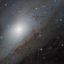 Andromeda Galaxy (M31),                                Andrea Ferri