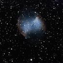 M27 - Nebulosa Manubrio,                                giamas.astro