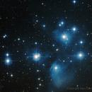 M45 - Pleiadi,                                Dario Iraci