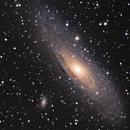 M31 Andromeda Galaxy,                                Juan Pablo (Obser...