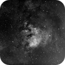 NGC 7822 central area in Ha,                                Graham Roberts