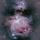 Orion Nebula,                                Alfred Leitgeb