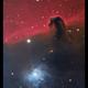 Horsehead Nebula - LRGB,                                Dhaval Brahmbhatt