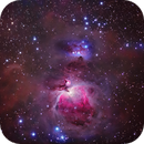 Can't stay away from M42,                                Göran Nilsson