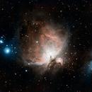 M42 Orion Nebula,                                Caeli Enarrant Gloriam Dei