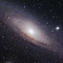 Galassia di Andromeda,                                Filippo Bradaschia