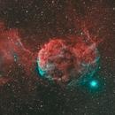 IC443 - Jellyfish nebula,                                U-ranus