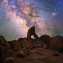 Desert Night,                                PeterZelinka