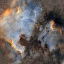 NGC7000 / IC5070,                                Gkar