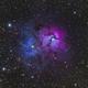 M20 - Trifid Nebula,                                Ricardo L Pinto