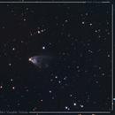 NGC 2261 - Hubble's Variable Nebula,                                PGU (Giuliano Pin...