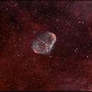 Crescent Nebula,                                JonM