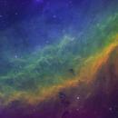 NGC 1499,                                Jianheng